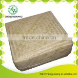 INquiry about New design rectangular woven bamboo gift basket with cane