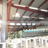 Fabrication and erection steel structure manufacturing halls