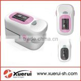 hot sale CE&FDA approved Color fingertip pulse oximeter sensor