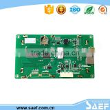"China manufacture 4.3 "" industrial tft lcd serial interface module 480 x 272 LCD screen with controller for machinery instrument"