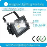 2 years warranty Factory price 10w led smd flood light, 10-200w outdoor flood lighting Zhongshan factory