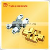 YD-(C)029 Series High quality Concealed hinge with zinc alloy material Soss invisible hinge
