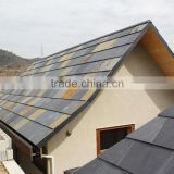 High quality natural clay roof slate for construction material