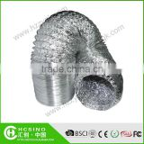 Air Conditioning Fire Resistant Insulated Flexible Aluminum Air Duct