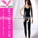 Jump Suits For Women,Sexy Dress Up Wear,Lingerie PVC Lingerie Sexy Costume