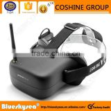 "New Eachine Video Glasses 4.3"" Screen&Battery 5.8G 40CH FPV Racing Drone Goggles"