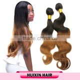 Real unprocessed remy human hair extension from malaysia, cheap wholesale free weave hair