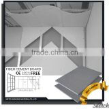 6mm Fireproof Gypsum Cement Board False Ceiling Designs