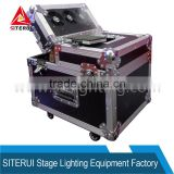 600W disco hazer DMX LCD control fog machine dual haze machine