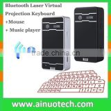 factory price for mini wireless laser keyboard projector laser projection virtual laser keyboard and mouse for smartphone