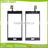 Factory Price For LG Optimus LTE II 2 F160 Digitizer Front Glass Repair Touch Screen Panel Replacement