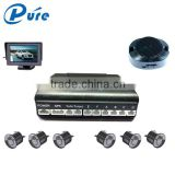 Whole factory supply car distance detection system ,car parking sensor system ,car parking radar with buzzer