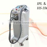 Chinese CE& ISO approved e-light ipl rf beauty machine e luz depilacion laser maquina