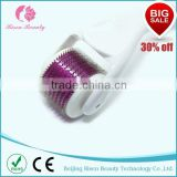 Lowest Price 540 needles microneedle therapy derma roller for hair loss treatment dermaroller 540