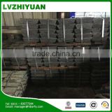 high purity 99.65% CAS No.: 7440-36-0 antimony ingot