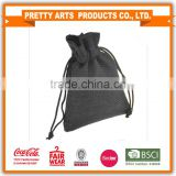 BSCI Factory Audit 4P Jute Bag Burlap Bag Gift Bag MOQ 100pcs all in-stock for wholesale