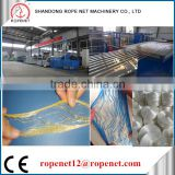 ROPE NET twisted pp string making machine/ twisted yarn extrusion machine/ stretching yarn extruder