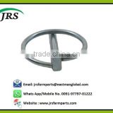 Safety lock zinc pipe lynch linch pin