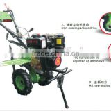 China WY1000 Engine Gasoline and Diesel Power Tiller/Mini Walking Tractor/Ditcher For Sale