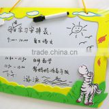 Eva Cartoon Children Writing Board Child Learning Gift Promotion Board Eva Frame Magnetic Small Whiteboard
