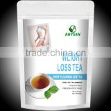 100% natural no side effect 14 days weight loss tea slimming tea skinny tea diet tea fat metabolism