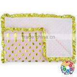 Good quality home textiles cotton wholesale baby swaddle cotton blanket best price Blanket Manufacturer In China
