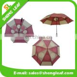 fashion polyester golf Umbrella outdoor umbrella