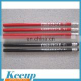 Wholesale Custom Wooden Pencil With Eraser