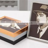 custom many sizes aluminum metal photo frames supplier