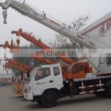 MAP10T hydraulic mobile crane