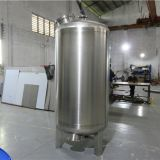 Stainless Steel Water Filter Housing Municipal Engineering Cartridge Filter Housing