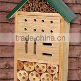 Custom Wooden Insect Hotel, Butterfly Hotel, Bee House