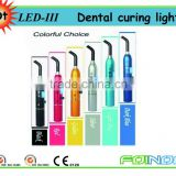 Model: LED-III dental unit cure light