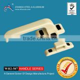 WH2-507c Casement window lock handle aluminium windows handle