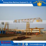 Overload Protect Limit Switch Single Girder Gantry Crane Box Type