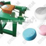 Automatic car waxing foam sponge pad edge polishing machine