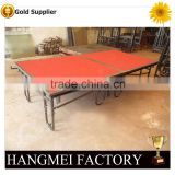 Wholesale Adjustable portable steel stage platform foldable steel stage                                                                         Quality Choice