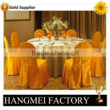 Polyester table cover fabric for wedding table and chair                                                                         Quality Choice