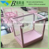 Used beauty pink salon furniture