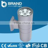 High Quality IP65 Waterproof Aluminum Up And Down Face Mounted LED Wall Light
