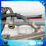 ss covered 150mm flexible Marine cargo dock and ship oil Delivery and suction hose                                                                         Quality Choice