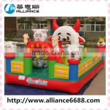 Cheap Inflatable Bouncer House/ Plastic Houses For Kids/Kids Playground Houses Giant Inflatable Bouncer