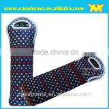 Neoprene bottle sleeve New Design,Customize Insulated Neoprene Bottle Sleeve, Water Bottle Holder with lanyard