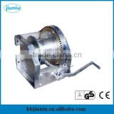 Workable cable pulling winch, mini hand winch