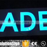 cheap led channel letter signs,sign letters billboard,epoxy resin channel letter sign-cheap led channel letter signs