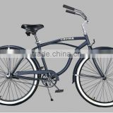 "hot sale 26"" single speed beach cruiser bike for men                                                                         Quality Choice"
