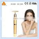 Beauty Bar el oro 24k masaje facial masajeador electrico palo potente Wrinkle Lifting facial bolsas