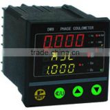 DW9 3 Three Phase Digital Panel Power Meter, 4~20mA Analog Output KW Panel Meter, Coulo Meter, Digital Voltage Meter (IBEST)