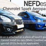 [NEFDesign] Chevrolet Spark - C14s Lip Aero Parts Body Kit(no.2367)