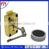 China retailers Security Product Safe Deposit Key Lock JN938DE for safe and vault safes for bank